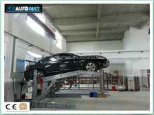 Tilted Parking lift Equipment with CE /Cheap Home Parking Garage Lift/car parking lift