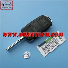 Top quality vw 2 button remote key control 1JO 959 753N id48 chip,433MHZ vw remote key vw key