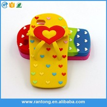 Factory sale different types silicone mobile case for iphone cover for sale