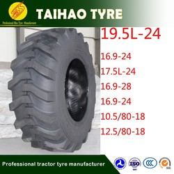 high quality Agricultural tire china tractor tire r4 pattern 19.5L-24 16.9-24 17.5L-24 16.9-28 16.9-24 10.5/80-18 12.5/80-18