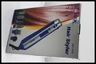 Super cabelo escova de ar, hot air brush giro, 7 em 1 profissional escova de ar quente 3 velocidade( kx- 600)