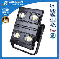 250W football field/tennis court LED Flood Light