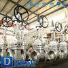 Didtek Vitriol Oil butt weld end gate valve