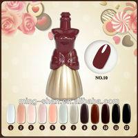 No.10 new products 2014 Venus Color Soak off UV Color china gel nail polish