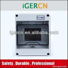 HT-5WAY rubber style distribution box with CE(IP65)