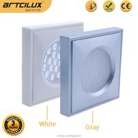 12V High quality surface mounting led puck light/mini jewelry showcases led lights / led furniture puck light