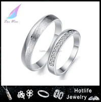 fashion jewelry wholesale cheap sample wedding ring designs for couple