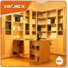 100% new design book shelf