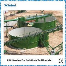 NG/NT Peripheral Transmission Mining Thickener Tank , Gold Concentrator Thickener Machine