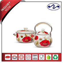 New Products Enamelware Household Utensils Manufacturer