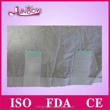 Cheap heating disposable nice printed adult nappies adult baby women in diapers manufacturer in China