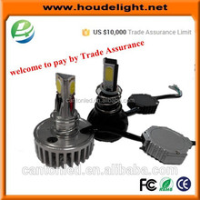 led car motorcycle lamp24W high/low H6/H4 single claw/three claw