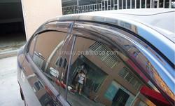 car window visor wind deflector door visor Mugen style CHEVROLET CAPTIVA