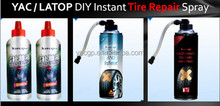 instant tire sealant/inflator