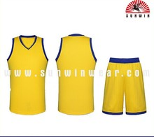 team wear sample basketball uniform design