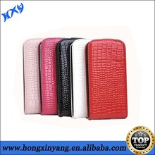 for samsung galaxy s4 flip leather cover
