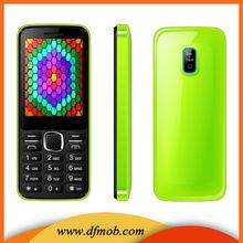 2.4 Inch GPRS Spreadturm 6531DA GSM Dual SIM Card GSM Quad Band Low Price and High Quality Cellphone G1011
