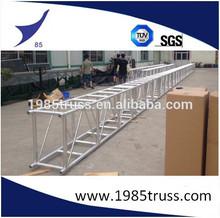 NT gran truss de iluminación truss armadura de aluminio para mostrar el comercio