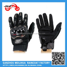 Best quality Warm antiskid polyester Racing motorcycle gloves