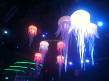 evening party decorations inflatable jellyfish