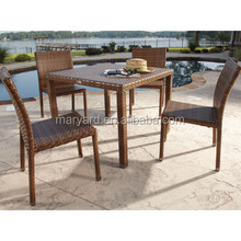 wicker chairs and table MY1168