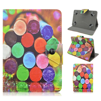 "Hot Coloured Crayon 9.7"" New Flip Stand Leather TPU Smart Cover Case For iPad 2/3/4/Air"