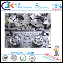 ISO9001 DME standard home kettle shell hot runner professional injection plastic mold making
