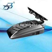 Car GPS Speed Radar/laser gun/speed camera/red lights detector(GR-T302)