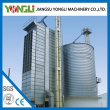 Long performance CE approved silo grain