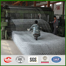 anping hexagonal mesh gabion box