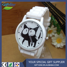 GIFTLINE 10 colors Cat watches