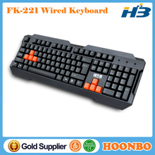 104 Keys Wired Flexible Roll-Up USB Keyboard From China Keyboard Factory Direct