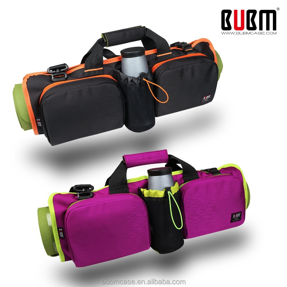 Outdoor Yoga Mat Package Bubm Gym Bag Fationable Multi