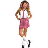 Halloween fancy dress high school uniform sex costume hot sex image girl QBC-5741