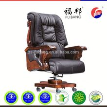 Hot selling synthetic leather luxury dinner chair