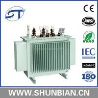 electrical transformer 500 kva oil type 11kv 22kv 33kv transformer price from china electrical transformer manufacturer