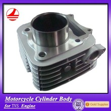 TVS Motorbike Cylinder Body motorcycle factory spare parts china