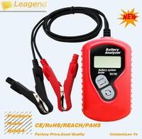2015 New Auto Digital Battery Tester Battery Analyzer Ba100 Digital Battery Tester 12V
