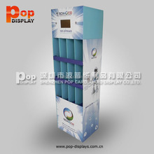 Cardboard Displays Unit , Point Of Sale Display Stands , Pop Up Display Stand