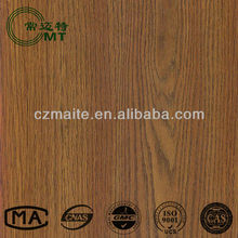 HPL/formica laminated sheet/oak deco-high pressure laminated/melamine board