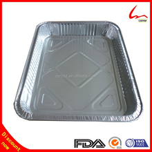 Disposable Aluminum Foil Oven And Microwave Dishes