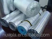 Fireproof EPE Foam Aluminum Bubble Film Insulation Building Material