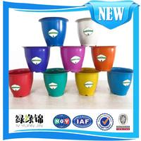2015 New products Natural degradable flower pot/plant fiber substitute for plastic flower pots