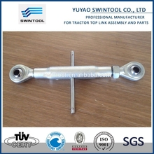 Electroplating drop forged TOP LINK with end rods turnbuckle load binder