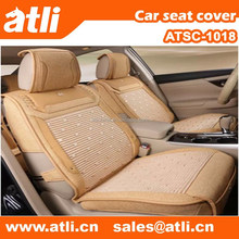 flax funny car seat covers With armrest