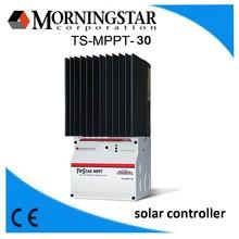 12v 24v 48v 30a mppt solar voltage charge controller