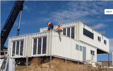 Low Cost and flexible Container Home