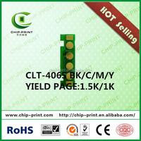Toner chips for samsung clt 406 Toner reset chip clt 406