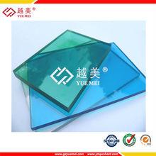 Materiales de construcción de policarbonato plástico, cúpula para el techo de la pared lateral
