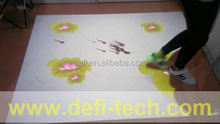 DEFI Interactive floor software and 111 effects and necessary hardware for advertising,Makes your display stand out